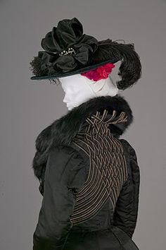 Bertha Palmer Traveling Suit