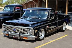 Chevrolet Cheyenne 10 pick up truck | scott597 | Flickr