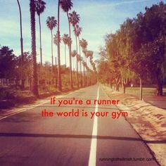 Solo para correr • Running