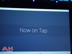 Google Re-enables Now On Tap On Android 6.0 Developer Preview