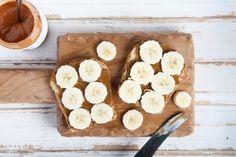 Zdravé recepty na obed a večeru   fitrecepty.sk Omega 3, Tostadas, Toast, Nutritious Breakfast, Whole Wheat Bread, Peanut Butter Banana, Slice Of Bread, Perfect Food, Nutrition