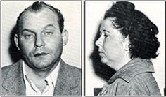 Carl Austin Hall met Bonnie Heady in a bar in1953 and moved in with her two days later. Hall let her in on his plan to kidnap 6 yr. old Bobby Greenlease and extract $600,000 ransom from the parents in exchange for the boy's safe return. But Hall and Heady never intended to carry out their end of the bargain. Hall considered the boy evidence. She shot Bobby at point-blank range, killing him. On December 18, 1953, Hall and Heady were executed together in Missouri's gas chamber.