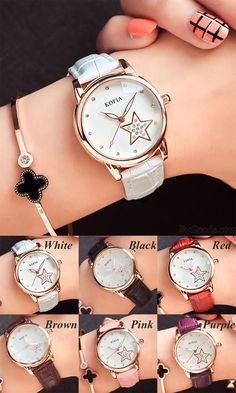 Charitable Best Sale 2018 Fashion Womens Bracelet Vintage Weave Wrap Quartz Pu Leather Leaf Beads Wrist Watches Lady Watch Relogio Feminino With A Long Standing Reputation Watches