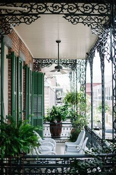soniat house b&b, new orleans by Beth Kirby | {local milk}, via Flickr