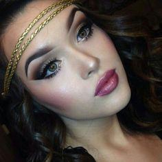 makeup Sexy Makeup, Kiss Makeup, Makeup Looks, Hair Makeup, Beautiful Eye Makeup, Beautiful Eyes, Best Makeup Products, Pure Products, Make Up Your Mind
