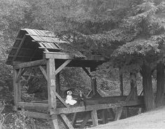 The Old Mill, around 1890-1900.