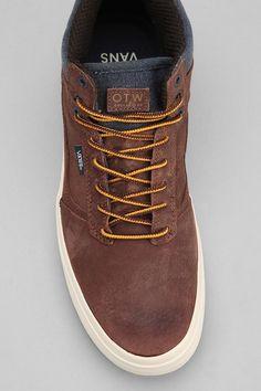 0d725b0df748 OTW By Vans Bedford Mid-Top Leather Men s Sneaker. Sharp Dressed ManWell  Dressed MenNike OutfitsNike FreeVans ShoesShoes SneakersStilesMenswear Footwear