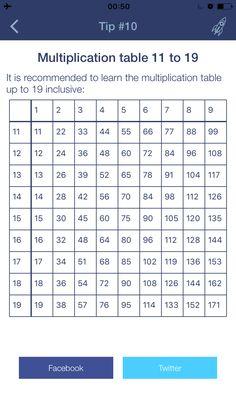 #iPhone #app #math #education #multiplication