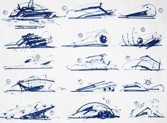 Transportation Sketch by Will Usher at Coroflot.com