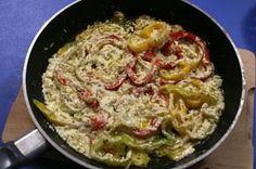 ΜΠΟΥΓΙΟΥΡΝΤΙ ΣΤΟ ΤΗΓΑΝΙ Spaghetti, Ethnic Recipes, Greece, Food, Greece Country, Eten, Meals, Noodle, Diet