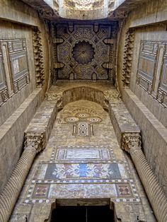 Entrance to al-Rifa'i Mosque, Cairo | Flickr - Photo Sharing!