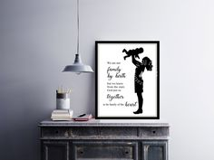 Family of the heart | #Adoption | Mom kind #silhouette | Art Print | Inspiration Poster | #HomeDecor Print | #Printable Quote | #Typography by InspirationWallDecor on Etsy. Check more #digitalprint #walldecor #artprint themed at my #etsy store:  www.etsy.com/shop/InspirationWallDecor