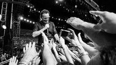 Una docena de colaboraciones de Bruce Springsteen con otras leyendas del Rock