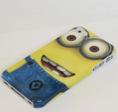 ^^ DESPICABLE ME MINIONS Mobile Phone Case Cover for iPhone 4 4S