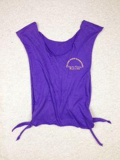 DIY Muscle Tank Workout Shirt!   Blogilates