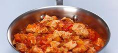 Opskrifter - Se faktas opskrift på en nem pastaret med kalakun i tomat. Du kan også vælge at dele, gemme eller printe opskriften.