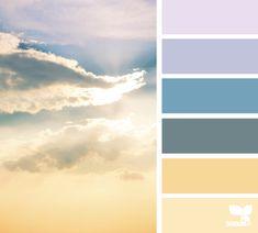 heavenly hues