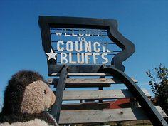 Council Bluffs, Iowa My hometown til 1980
