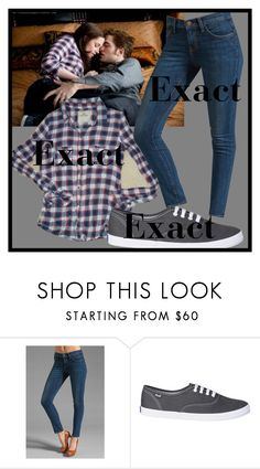 """Dress Like: Bella Swan from Eclipse 15th Outfit"" by kk-donna-blog ❤ liked on Polyvore featuring Hollister Co., Current/Elliott, Keds, outfit, twilight, like, dress, swan, bella and eclipse"