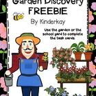 This is a shortened version of my Garden Discovery Fun resource. In this freebie, students use their senses to find items in the garden or the sch. May Themes, Weird Science, Outdoor Learning, Recording Sheets, Science Lessons, Task Cards, Discovery, Students, Garden