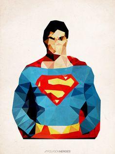 Super Polygon hero!