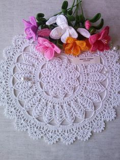 Crochet Doily Table Centerpiece Home Room Table Decor Round Doily Lace doily Large round doily Cotton doily Boho style Housewarming gift Lace Doilies, Crochet Doilies, Crochet Flowers, Round Table Centerpieces, Table Decorations, Crochet Round, Bridal Shower Gifts, Vintage Crochet, Gifts For Family