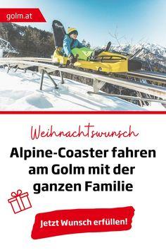 An Weihnachten geht es bekanntlich um die Familie, gemeinsame Zeit und gutes Essen. Weihnachtsgeschenke sind natürlich auch immer gerne gesehen - aber wieso kombinieren wir Geschenke nicht mit Zeit mit der Familie? Verschenke dieses Jahr eine Alpinen-Coaster-Fahrt und plant einen Familienausflug - für mehr gemeinsame Zeit zusammen.  Weihnachtsgeschenk | Familienausflug in Vorarlberg | Urlaub zu Hause in Österreich |Tagesausflug in Vorarlberg | Zeit mit der Familie | Raus in die Natur Alpine Coaster, Coasters, Movies, Movie Posters, Winter Vacations, Ski, Family Vacations, Recovery, Road Trip Destinations