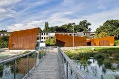 Parque Boekenberg. OMGEVING. Deurne, Bélgica. 2012.