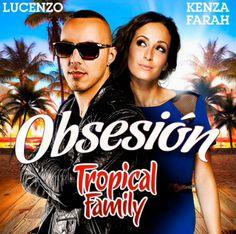 Kenza Farah et Lucenzo - Obsesion
