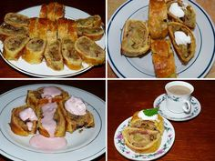 Pie Cake, French Toast, Tacos, Food And Drink, Breakfast, Ethnic Recipes, Cake, Morning Coffee