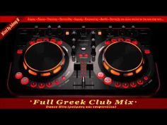 FULL GREEK CLUB MIX [Ρουμπες & Τσιφτετελια ]  Dj Johnny M / NonStopGreek...