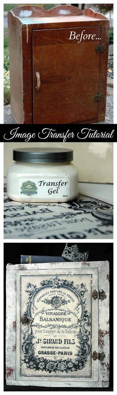 Step by step tutorial on the Artisan Enhancements blog! // ♡ GORGEOUS TRANSFER! ♥A