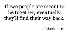 Chuck Bass... Oh man.