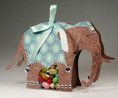Amazing elephant box tutorial from www.miriD.de: