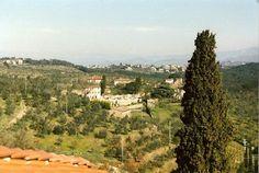 Agriturismo I Casalini in San Casciano v pesa Firenze abitare la campagnain tranquillità e bellezza