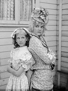 Happy Birthday Allison Balson (Nancy Oleson)! Oh how we loved your personality and foolery on Little House on the Prairie!