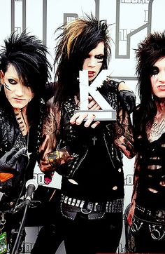 ashley purdy and andy biersack - Pesquisa Google