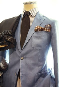 rose & born_roseborn_rose_jacket_lightblue_brown_tie_belt.JPG