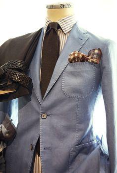 rose & born_roseborn_rose_jacket_lightblue_brown_tie_belt.JPG