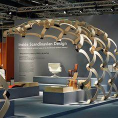Inside Scandinavian Design at the Stockholm Furniture Fair