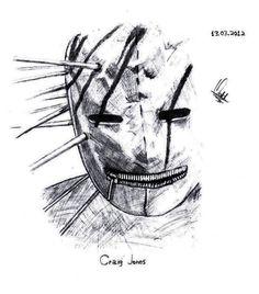 Craig Jones from Slipknot