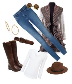 """""""Winter warmth"""" by syddeon on Polyvore featuring Calvin Klein, Frye, Joseph, Sole Society, Bed