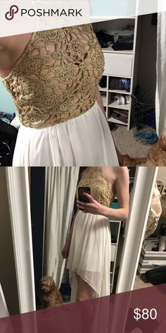 7833b2a9cbe Homecoming Prom Dress Only worn once