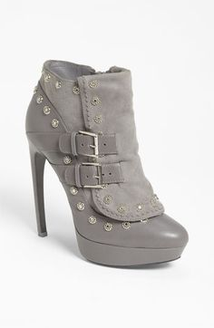 Alexander McQueen Buckle Boot available at #Nordstrom