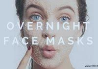DIY Overnight Face Mask That Will Make Acne And Scars Disappear. Beauty&fitnes - DIY Overnight Face Mask That Will Make Acne And Scars Disappear. Homemade Face Masks, Diy Face Mask, Leiden, Diy Overnight Face Mask, Serum, Honey Face Mask, Skin Care Routine For 20s, Skin Routine, Aloe Vera Face Mask