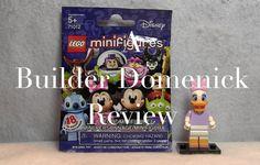 LEGO Daisy Duck Minifigure 71012-9 Disney Series Review