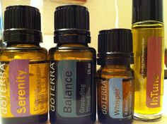 Stress and a Mood Elevating Essential Oils.