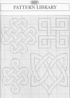 Designing Your Own Cross Stitch Embroidery Patterns - Embroidery Patterns - Book: Celtic Cross Stitch 30 Alphabet, Animal, & Knotwork Projects – 1996 – Antiquities, Retro - Free Cross Stitch Charts, Cross Stitch Borders, Cross Stitch Alphabet, Counted Cross Stitch Patterns, Cross Stitch Designs, Cross Stitching, Cross Stitch Embroidery, Embroidery Patterns, Hand Embroidery