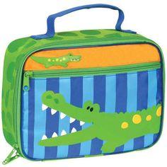 A super cool Stephen Joseph Crocodile Lunch Box