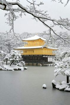Kyoto winter